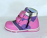 Ботинки весна девочка, фото 2