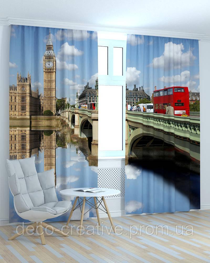 Фотошторы мост в Лондоне