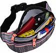 Привлекательная сумка на пояс 1 л, Dakine CLASSIC HIP PACK 2014, 610934843422 higgins, фото 3