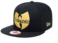 Кепка New Era Wu-Tang Snapback Black/Gold
