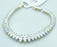 Очаровательный женский браслет Xuping. Престижные браслеты оптом. 49