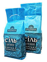 Соль морская 1 кг желана 1 уп