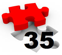 35 элементов
