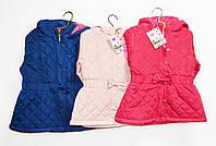 Пальто детское весеннее  для девочки. от 3 до 7 лет. №9207, фото 1