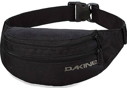 Современная сумка на пояс 1 л, Dakine CLASSIC HIP PACK 2015, 610934726589 black