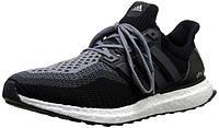 Мужские кроссовки Adidas Ultra Boost Black/Grey