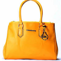 Женская сумка Michael Kors  желтая
