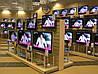 Новые торговые стеллажи для магазина электроники разработка концепции. Торговое оборудование WIKO Киев