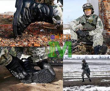 """Тест-обзор ботинок с высоким берцем """"Гроза"""" фабрики Зенкис, от компании Тренд"""