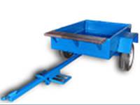Прицеп к мотоблоку АМС-03 г/п 300 кг