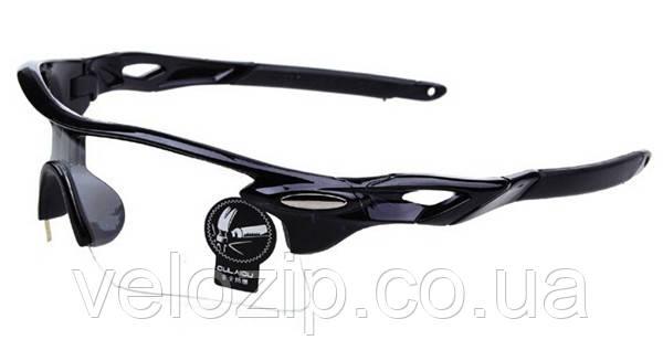 Очки Oakley RadarLock черная оправа - прозрачные стекла  продажа ... 62665709861