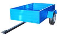 Прицеп к мототрактору ТР-М г/п 300 кг