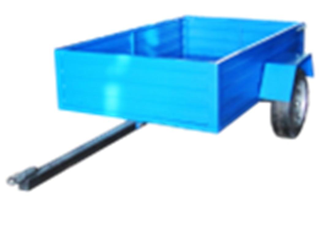 Прицеп к мототрактору ТР-М г/п 300 кг - Агросервис +380684711432 в Днепре