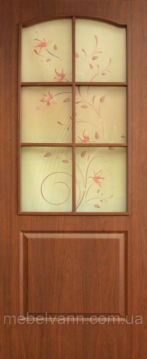Дверное полотно ПВХ Классика СС+ФП
