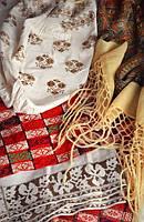 Старинные вышиванки в современной интерпритации
