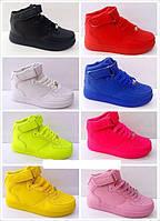 Демисезонная детская обувь:ботинки,высокие кеды оптом!