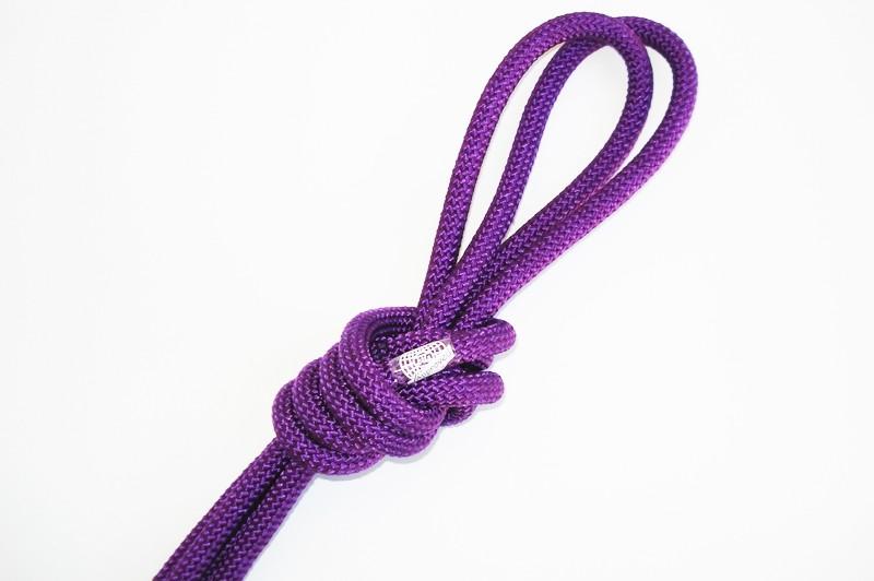 Скакалка гимнастическая фиолетовая