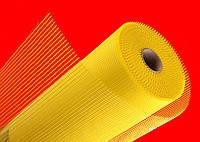Сетка фасадная MASTERNET  A-145г/м2  Желтая (50m2)