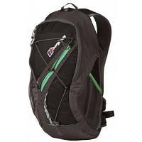 Рюкзак туристический Berghaus Limpet 10+ серо-зеленый (34462L78)