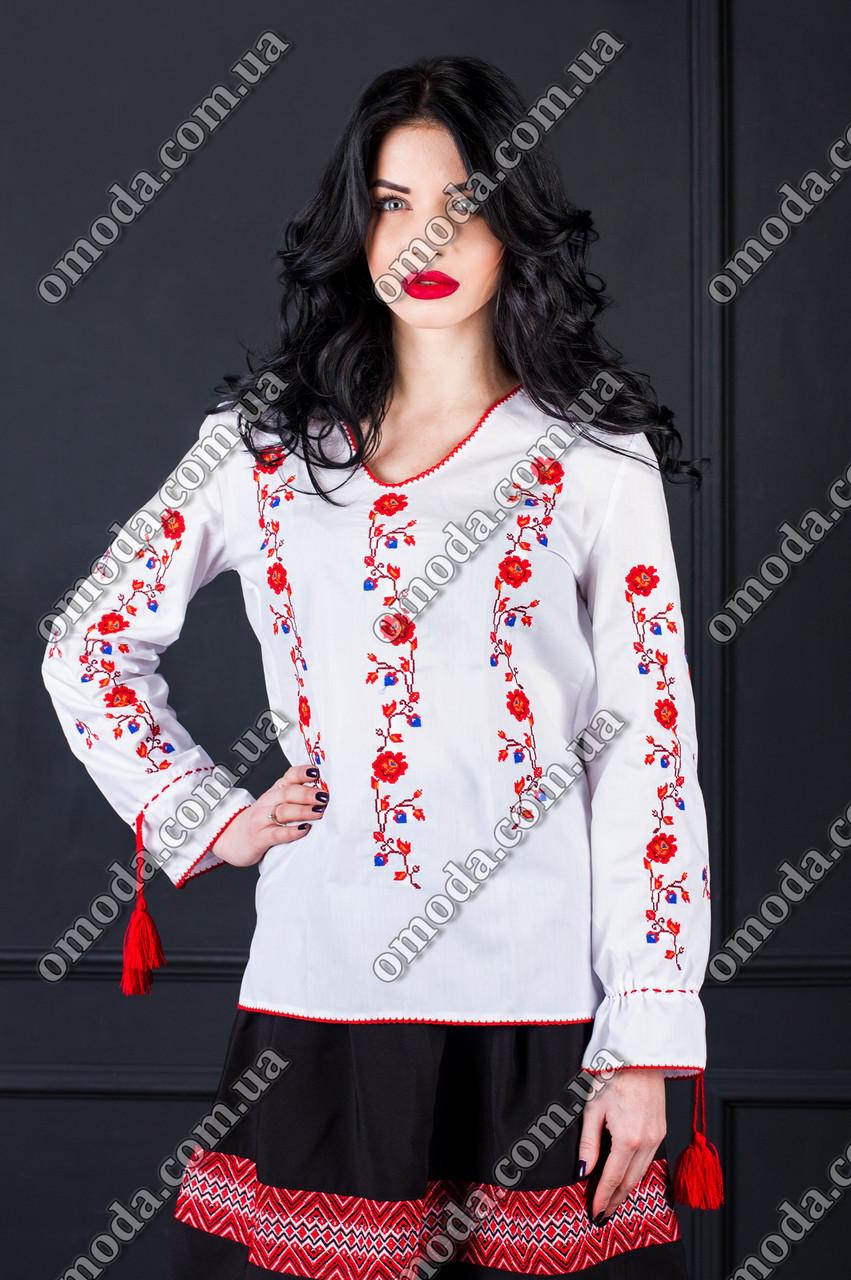 Женская вышиванка Марина