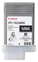 Картридж Canon PFI-102MBk (matte black) для iPF500/600/ 605/610/700/710/720/LP17/LP24