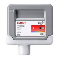 Картридж Canon PFI-306R (red) для iPF8400/9400