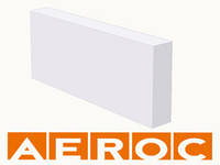 Газоблок AEROC D400 75*250*600 (Обухов)