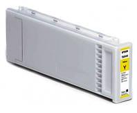 Картридж Epson SureColor SC-T3000/5000/7000, Yellow 700 мл.