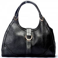 Женская сумка Gucci черного цвета