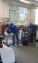 На производственной площадке ЧАО«ЭЛАКС» были собраны новые шкафы управления.