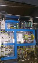 Датчики и исполнительные механизмы были подключены в новые шкафы. Также ведущая станция беспроводной сети была подключена к существующему контроллеру по сети Profibus DP.