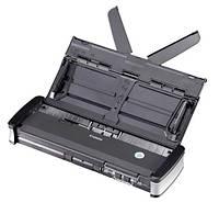 Документ-сканер A4 Canon P-215II мобильный