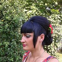 Прическа Клеопатра для торжественных мероприятий