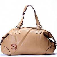 Женская сумка Gucci  цвета хаки