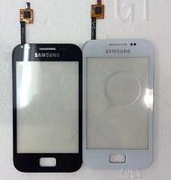 Оригинальный тачскрин / сенсор (сенсорное стекло) для Samsung Galaxy Ace Plus S7500 (черный цвет)