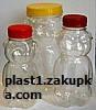 Пищевая  пластиковая банка (ПЭТ). банка пластиковая