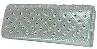 Арт 8283-2 Клатч серебро 24,5х9,5х5см