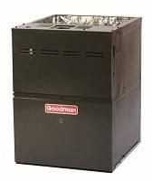 Канальный газовый нагреватель воздуха Goodman серии GMP – это газовая печь с принудительной циркуляцией