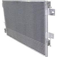 Радиатор кондиционера на Додж Калибер 1.8 2.0 2.4(Dodge Caliber)