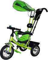 Детский велосипед Mars Mini Trike LT950 air зеленый