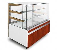 Кондитерская витрина GASROLINE CUBE 0.6W   IGLOO (холодильная)