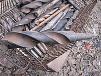 Сверла по металлу коническим хвостовиком диаметрами 26-38.5
