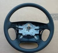 LANOS ЛАНОС  Рулевое колесо в сборе Ланос II (Т-150) под аэрбег GM Корея (ориг) 96238765