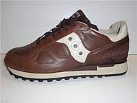 Кроссовки кожаные Saucony  SHADOW LEATHER 70071-10