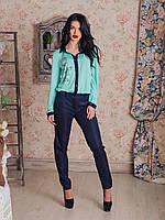 Классические осенние женские брюки