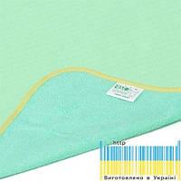 Пеленка детская  непромокаемая  Premium 50x70, трикотаж, фото 1
