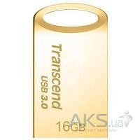 Флешка Transcend 16GB JetFlash 710 Metal Gold USB 3.0 (TS16GJF710G)