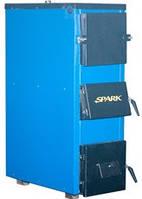 Котел твердотопливный SPARK 25 кВт (жаротрубный)