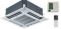 Четырёхпоточные кассетные блоки типа AB-MCERA — современная система охлаждения-нагрева