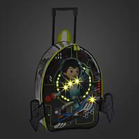 Чемодан детский Майлз Miles from Tomorrowland Light-Up Rolling Luggage, фото 1